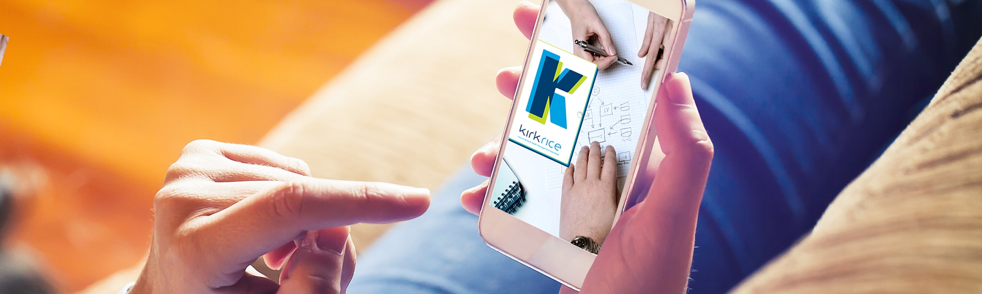 Kirk Rice Accountancy App – Download Here