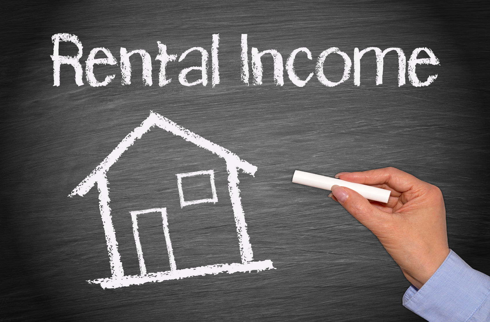 Rental Income On An Inherited Property