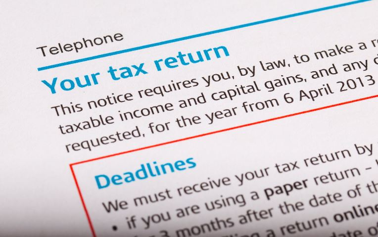 Self assessment tax return deadline looms
