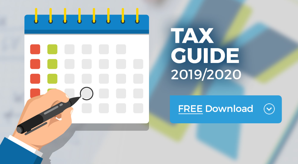 Download your FREE  2019/2020 Tax guide