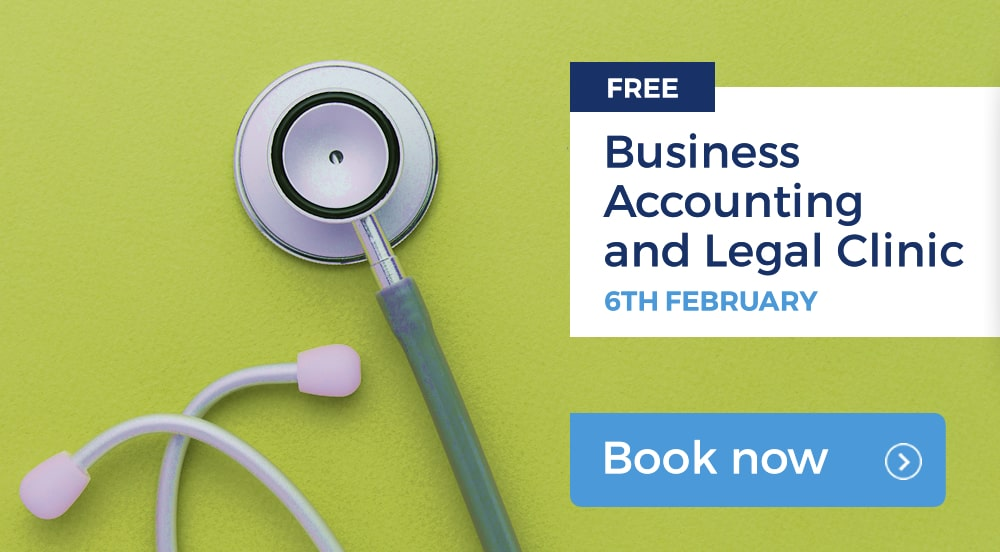 Book a Place at the FREE Business Clinic