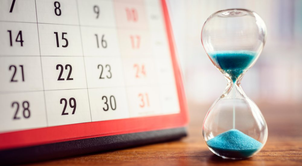 Key Dates & Deadlines for October 2020