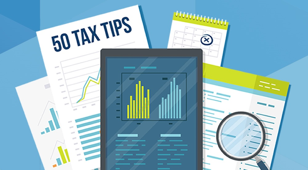 Start your tax planning early – 50 Tax Tips