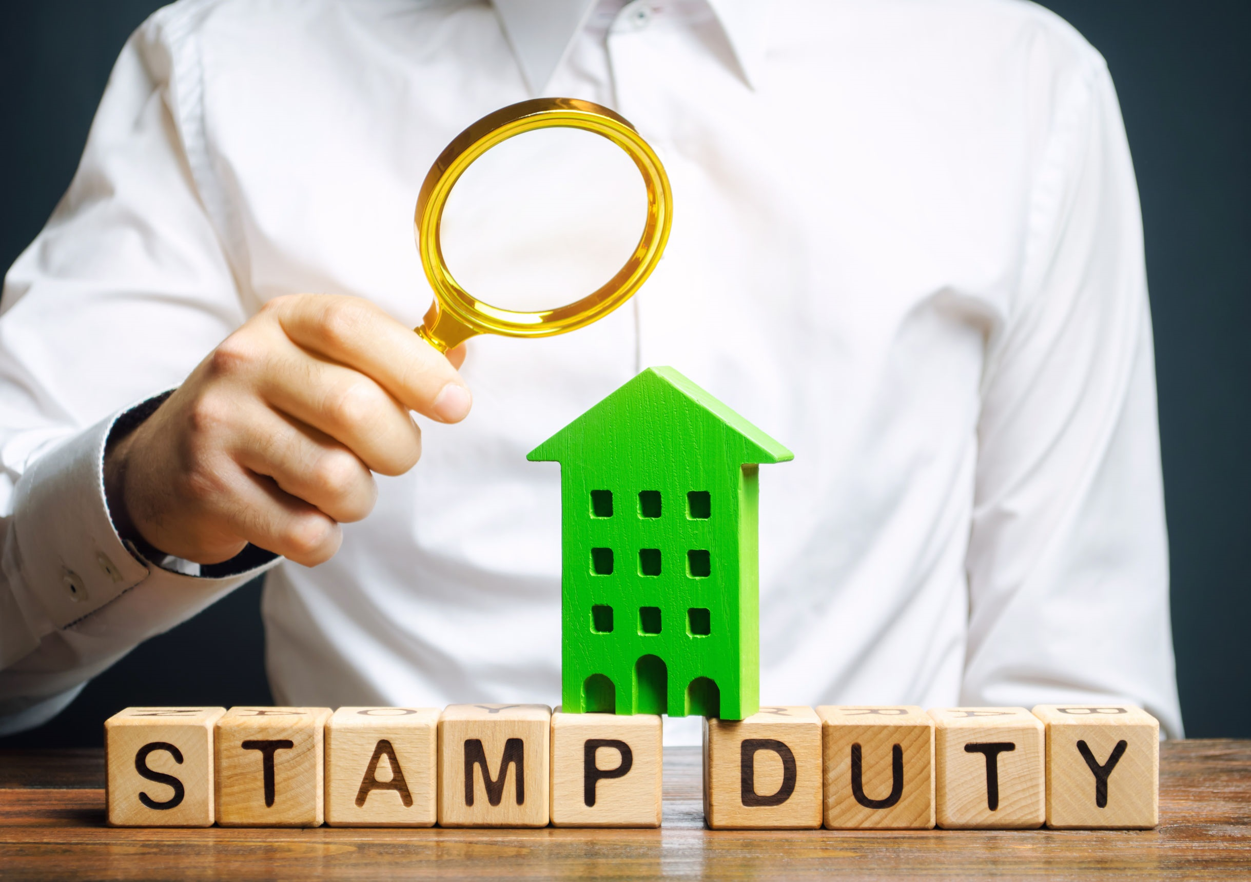 Non-resident Stamp Duty Land Tax (SDLT) surcharge